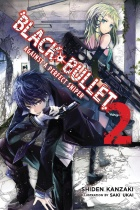 Black Bullet Novel Vol.2 (US)