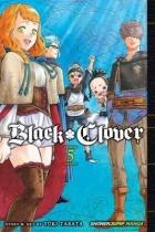 Black Clover Vol.5 (US)