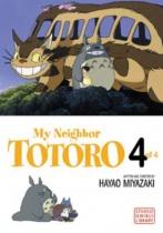 My Neighbor Totoro Film Comic Vol.4 (US)
