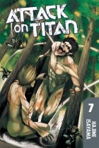 Attack on Titan Manga Vol.7 (US)