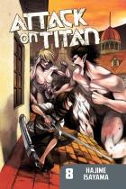 Attack on Titan Manga Vol.8 (US)
