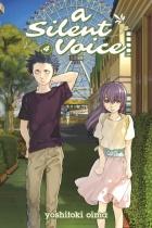 A Silent Voice Vol.4 (US)