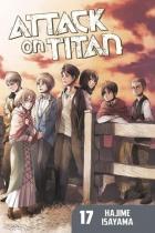 Attack on Titan Manga Vol.17 (US)