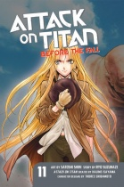 Attack on Titan Before the Fall Vol.11 (US)
