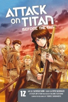 Attack on Titan Before the Fall Vol.12 (US)