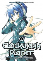 Clockwork Planet Vol.2 (US)