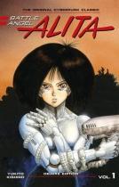 Battle Angel Alita Deluxe Edition Manga Vol.1 (US)