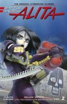 Battle Angel Alita Deluxe Edition Manga Vol.2 (US)