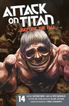 Attack on Titan Before the Fall Vol.14 (US)