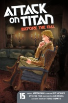 Attack on Titan Before the Fall Vol.15 (US)