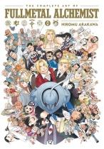 The Complete Art of Fullmetal Alchemist (Hardcover) (US)