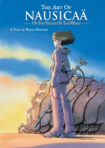 The Art of Nausicaa of the Valley of the Wind Artbook Hardcover (US)