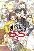 A Certain Magical Index SS Novel Vol.2 (US)