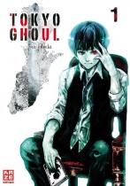 Tokyo Ghoul 1
