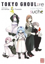 Tokyo Ghoul:re: Suche (Roman)