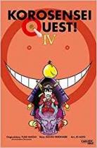 Korosensei Quest! 4