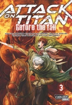 Attack on Titan Before the Fall 3