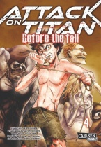 Attack on Titan - Before the Fall 4