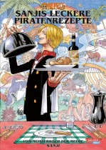 One Piece - Sanjis leckere Piratenrezepte (Hardcover)