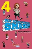 My Hero Academia SMASH!! 4