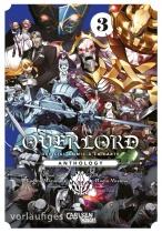 OVERLORD Official Comic À La Carte Anthology 3