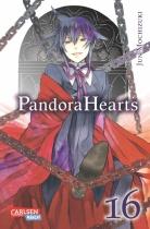 Pandora Hearts 16