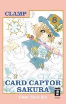 Card Captor Sakura Clear Card Arc 8