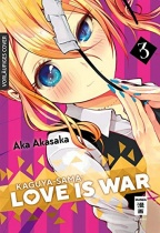 Kaguya-sama: Love is War 3