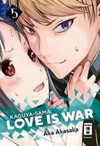 Kaguya-sama: Love is War 5