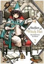 Atelier of Witch Hat - Das Geheimnis der Hexen 2