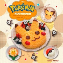 Pokemon - Das Offizielle Kochbuch - Koch Sie Dir Alle