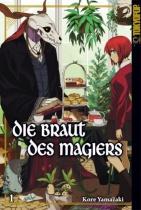 Die Braut des Magiers 1