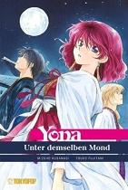 Yona - Light Novel: Unter demselben Mond Light Novel