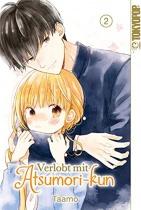Verlobt mit Atsumori-kun 2