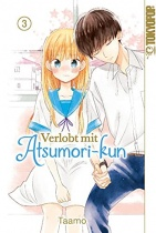 Verlobt mit Atsumori-kun 3