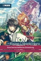 The Rising of the Shield Hero Novel 1