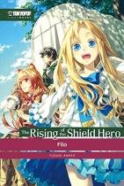 The Rising of the Shield Hero Light Novel 2: Filo