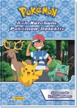 Pokémon Ash Ketchum, Pokémon-Detektiv