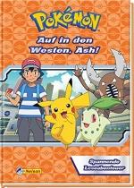 Pokémon Auf in den Westen, Ash!