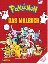 Pokémon Das Malbuch