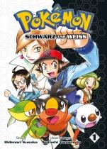 Pokemon Schwarz und Weiss 1