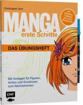 Manga erste Schritte - Das Übungsheft  mit original Tombow ABT PRO Dual Brush Pen