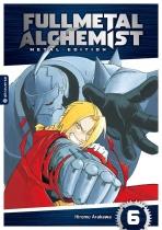 Fullmetal Alchemist Metal Edition 6