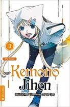 Kemono Jihen – Gefährlichen Phänomenen auf der Spur 3