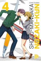 Shojo-Mangaka Nozaki-kun 4