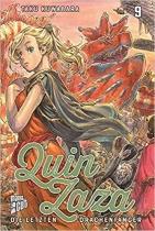 Quin Zaza 9 - Die letzten Drachenfänger