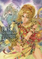 Suzuki Rika Hana Gashu 2 Shokai Limited Edition