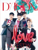 """DICON Vol.1 - NU'EST W """"MY NEW HAPPINESS"""" Japan Special Edition"""