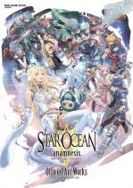 STAR OCEAN anamnesis Official Art Works