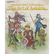 Dragon Quest X Art Works: The Art of Astoltia